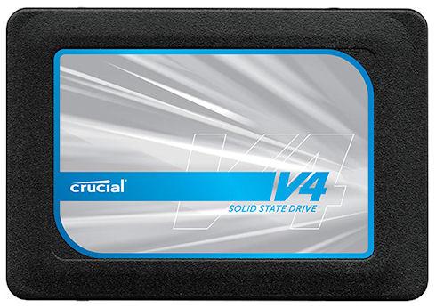 Бюджетные SSD накопители Crucial v4 поступили в продажу