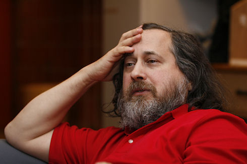 Ричард Столлман считает ошибкой приход Valve на платформу Linux