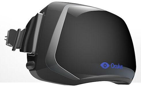 Oculus Rift – игровые очки от создателя игры Doom