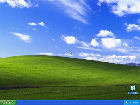 Windows XP все еще на первом месте по популярности