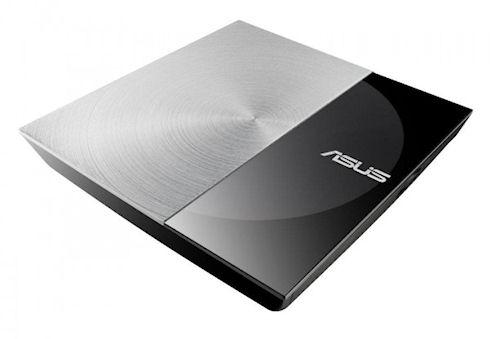 Стильный DVD-привод ASUS Zen Drive