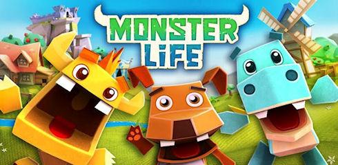 Monster Life – монстры-тамагочи
