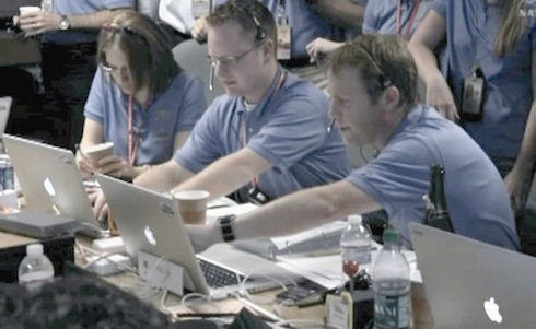 NASA активно использует старые процессоры Apple