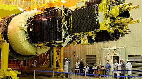 Два спутника пополнили ряды космического мусора