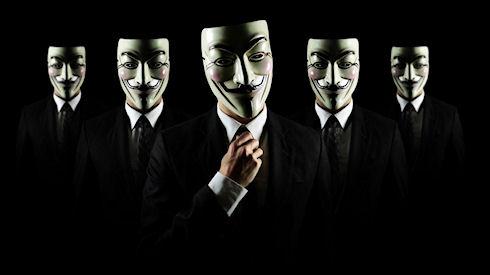 Anonymous против закрытия ресурса Demonoid