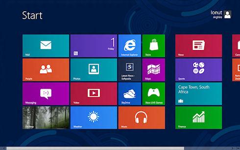 30 000 компьютеров Microsoft уже работают на Windows 8
