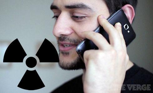 Мобильные телефоны могут получить маркировку уровня излучения