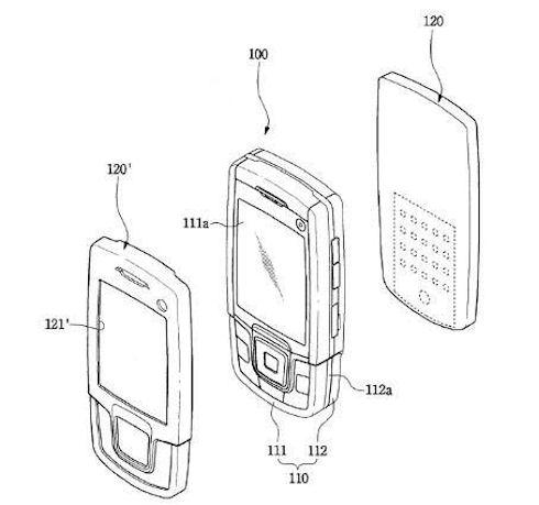 Samsung запатентовала ароматный телефон