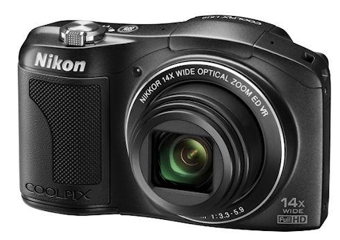 Бюджетный фотоаппарат Nikon Coolpix L610