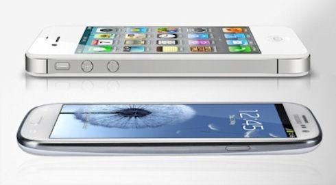 Испытание на прочность: Samsung Galaxy S III против iPhone 4S
