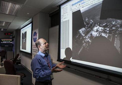 NASA готовится к обновлению ПО марсохода Curiosity