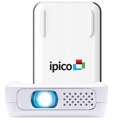 ipico – миниатюрный проектор для iPhone