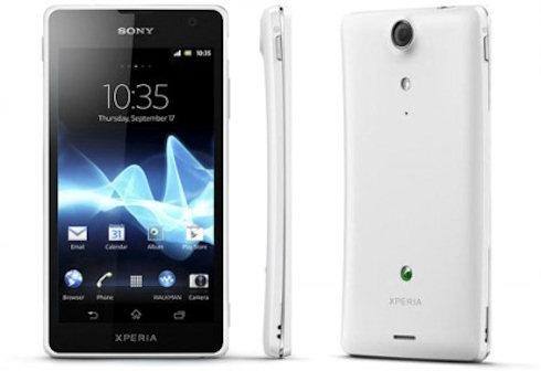 Sony готовит к выпуску флагман Xperia TX