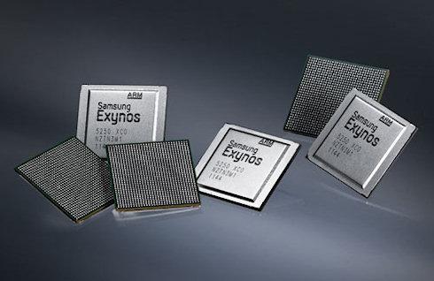 Samsung опубликовала характеристики процессора Exynos 5 Dual