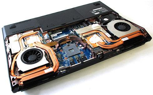 Мощный 17-дюймовый ноутбук Eurocom Scorpius