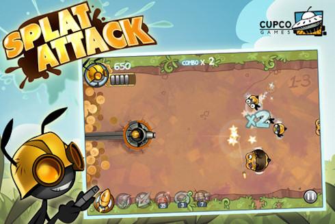 Splat Attack: последний день муравейника