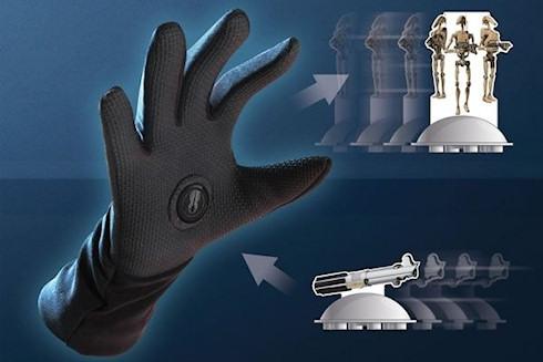 Всесильная перчатка