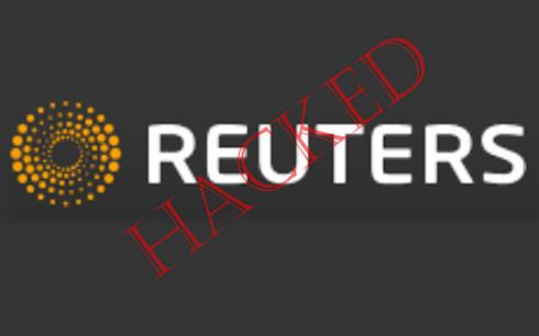 Сайт Reuters набирает популярность у хакеров