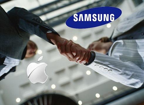 Суд предоставил Apple и Samsung последний шанс договориться