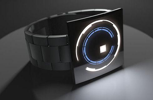 Новые минималистские часы Tokyo Flash
