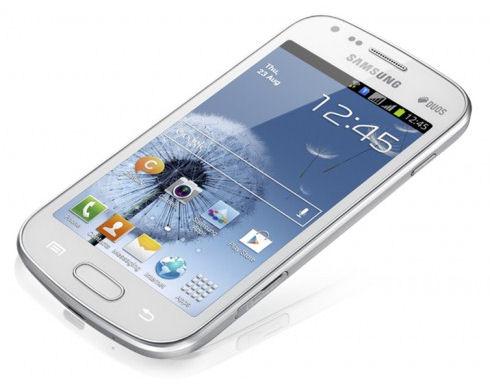 Samsung Galaxy S Duos выйдет на рынок в сентябре