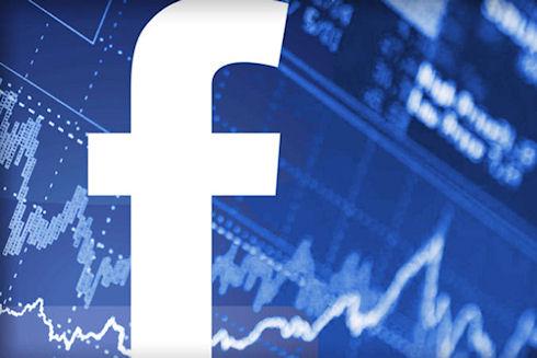 Facebook теряет позиции на бирже