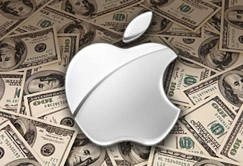 Apple становится дороже и бьет рекорд Microsoft