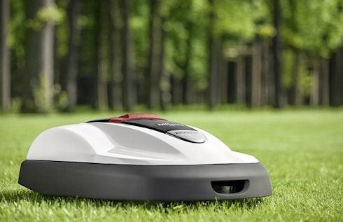 Роботизированная газонокосилка Honda Miimo