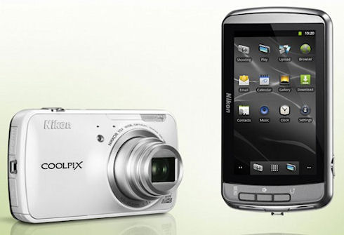 Nikon выпустила камеру на Android
