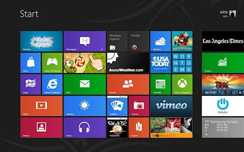 Определена стоимость Windows 8 Pro