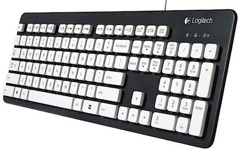 Водонепроницаемая клавиатура Washable Keyboard K310