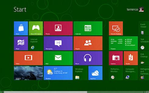 Windows 8 может быть неоднозначно встречена пользователями