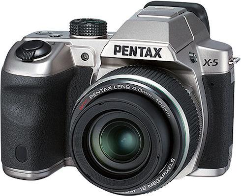 Pentax X 5: удобный и зоркий