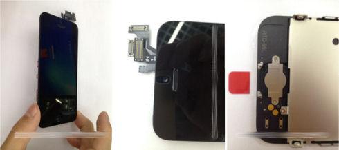 Новые фотографии iPhone 5: идентифицирован NFC-модуль