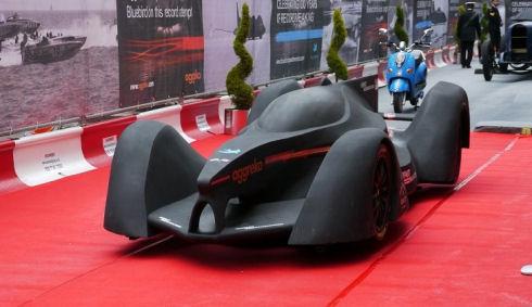 Формула-Е – автогонки для электрокаров