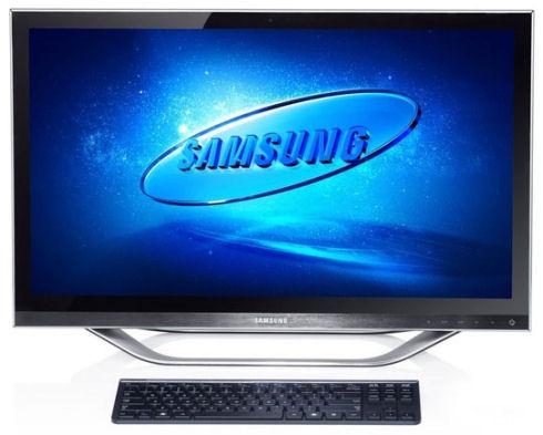 Сенсорные моноблоки Samsung под управлением Windows 8