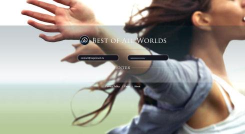 Best of All Worlds – социальная сеть для избранных