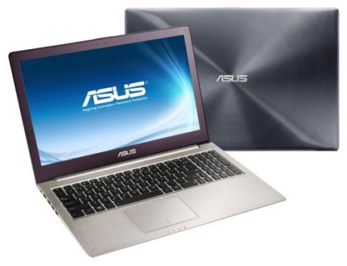 ASUS покажет новый ультрабук Zenbook U500
