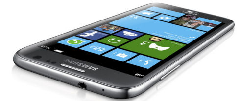 Первый смартфон Samsung на Windows Phone 8