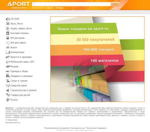 Российский поисковик Aport продан за 150 тыс. долларов