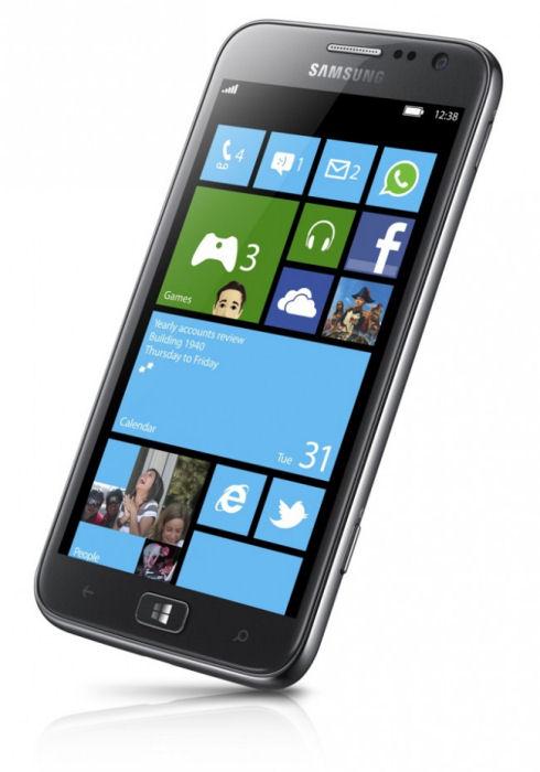 Samsung ATIV – гаджеты на базе Windows 8 и Widnows Phone 8