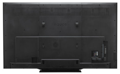 Телевизор Sharp Aquos 90LE745U с диагональю 90 дюймов