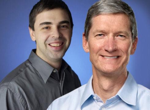 Apple и Google не будут судиться