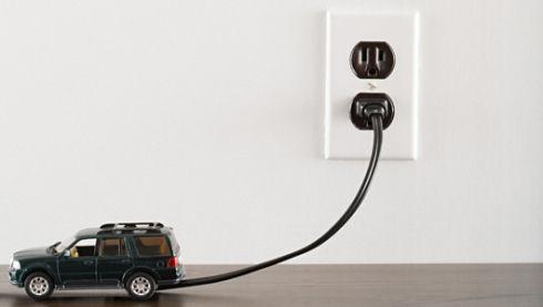 Зарядные станции уменьшат срок зарядки электрокаров