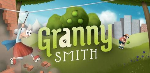 Granny Smith – отважная бабуська