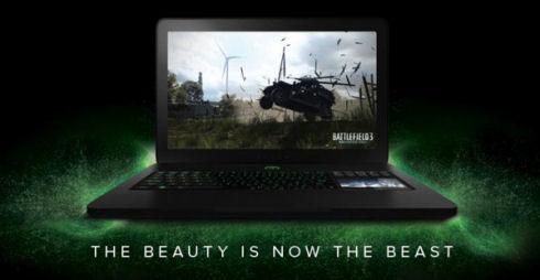 Ноутбук Razer Blade: мощнее и дешевле
