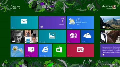 Microsoft предлагает даунгрейд для Windows 8