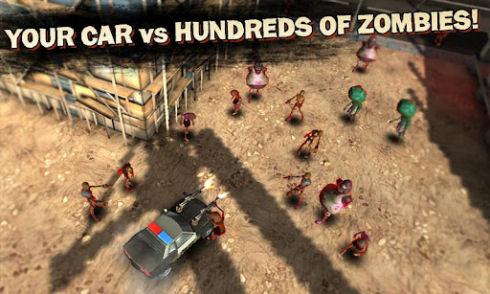 Gears & Guts – гонки за зомби
