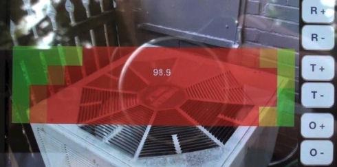 Любительский тепловизор на базе iPhone