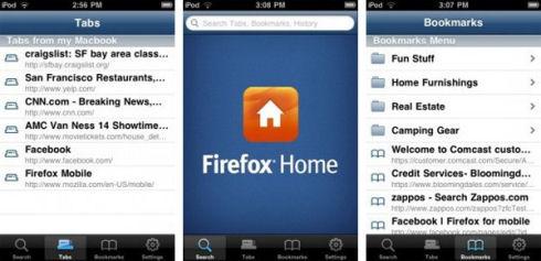 Mozilla прекращает работу над Firefox Home для iOS